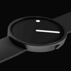 Rosendahl Picto Watch Black
