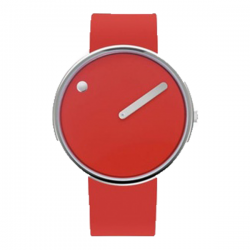 Rosendahl Picto Watch Red