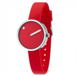 Picto Watch Red