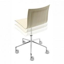Lapalma Thin Swivel on Wheels Chair