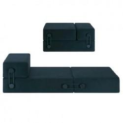Kartell Trix Foldable Cushion/Bed Black