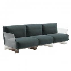 Kartell Pop 3 Seater Sofa Outdoor