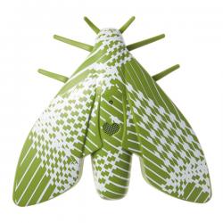 Lento photoelectric smoke alarm Green