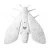 Lento photoelectric smoke alarm White