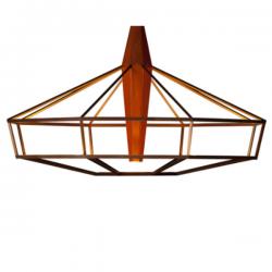 Driade Lampsi Lamp Orange