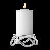 Georg Jensen Glow Candleholder Matt