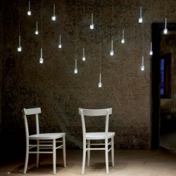 Antonangeli Torcetta Suspension Lamp