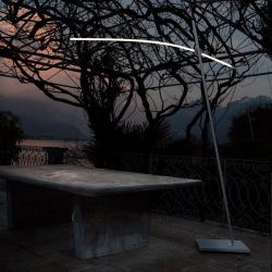 Antonangeli Archetto Shaped  Outdoor F 15 Floor Lamp