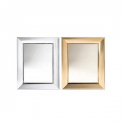 Kartell Francois Ghost Mirror Metallic