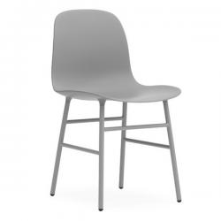 Normann Copenhagen Form Chair Steel Legs