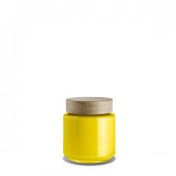 Holmegaard Palet Storage Jar Yellow