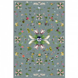 Moooi Garden Of Eden Grey Signature Carpet