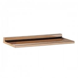 Kartell Shelfish Shelf Metallic