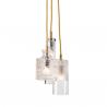 Ebb & Flow Bates Crystal lamp - group of Bates, Jeeves, Sybil