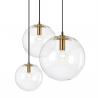 ClassiCon Selene Suspension Lamp Brass Fitting