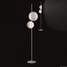 Oluce Superluna Floor Lamp 397
