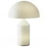 Oluce Atollo 235 Opal Glass Table Lamp