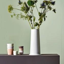 Alessi Tonale Vase in Ceramic