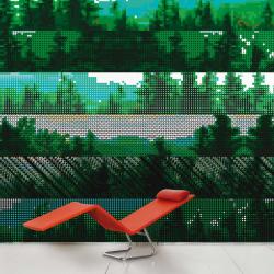 Domestic Delaware Forest Wallpaper
