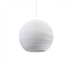 Graypants Moon Lamp Scraplights White