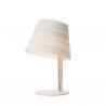 Graypants Tilt Table Lamp White