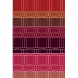 Moooi ZigZag Red Signature Carpet