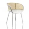 Magis Cyborg Vienna Chair White