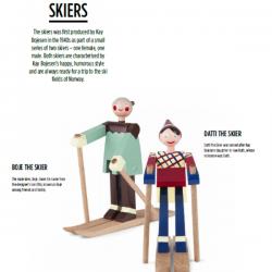 Kay Bojesen Skiers
