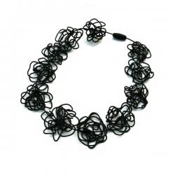 Materia Design Doodle Short Necklace (Default)