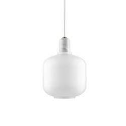 Normann Copenhagen Amp Pendant Light Small White