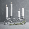 Georg Jensen Season Candle Holder Mirror