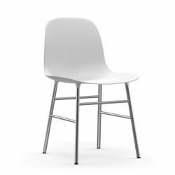 Normann Copenhagen Form Chair Chrome Legs