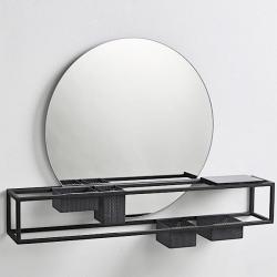Woud Mirror Box
