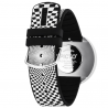 Picto Watch Black Graphic Strap