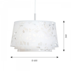 Louis Poulsen Campbell Collage 600 Pendant Light