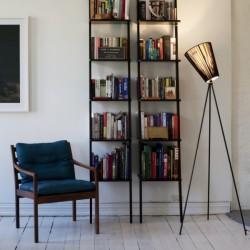 Northern Lighting Oslo Wood Floor Lamp
