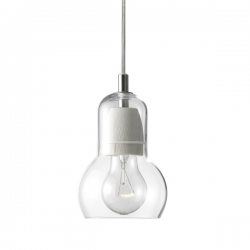 &Tradition Bulb Pendant SR1 Clear cable