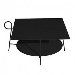 Driade Carmina Coffee Table Square