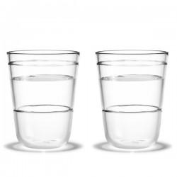 Holmegaard Scala Drinking Glasses, 2 pcs