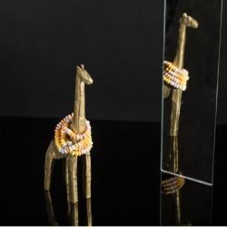 Pulpo Giraffe Statuette