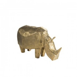 Pulpo Rhino Statuette