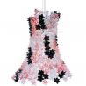 Kartell Bloom Pendant Lamp Pink-black