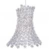 Kartell Bloom Pendant Lamp Crystal