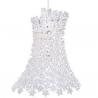 Kartell Bloom Pendant Lamp Glosst White
