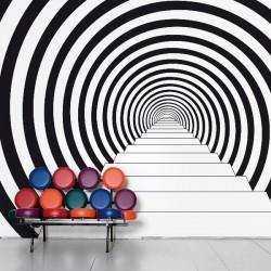 Domestic Down the rabbit hole Wallpaper