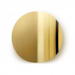 Mater Imago Mirror Object | Brass