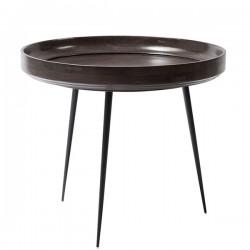 Mater Bowl Table Large Black