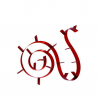 Kartell Bookworm 8m20 Wine Red