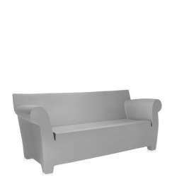 Kartell Bubble Club Sofa Pale Grey