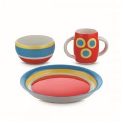 Alessi Alessini - Con-centrici Children Tableware